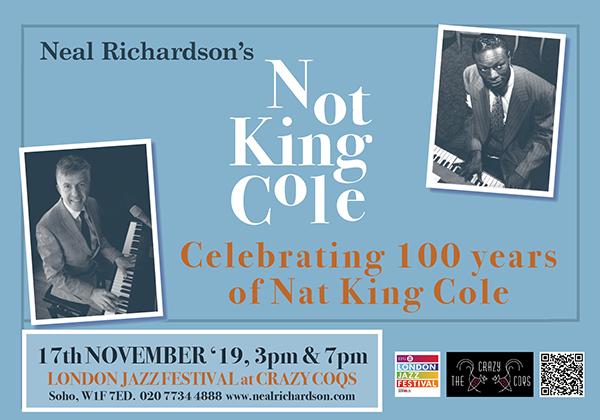 Neal Richardson   Pianist, Vocalist & Songwriter